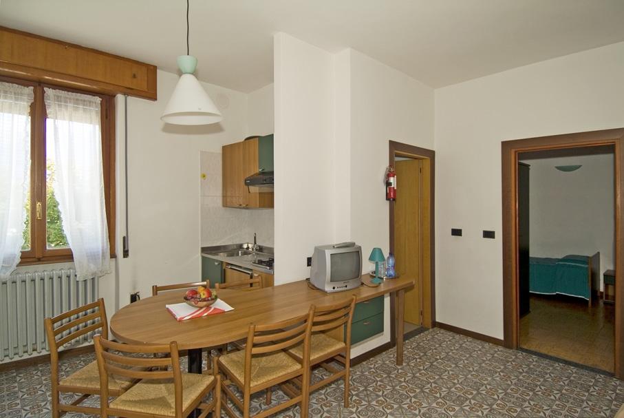 Apartment 6 living room